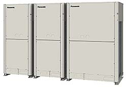 Heat Pump and Heat Recovery System: Panasonic North America - Heating & Air Conditioning Group