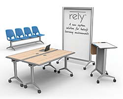 Furniture System: American Seating
