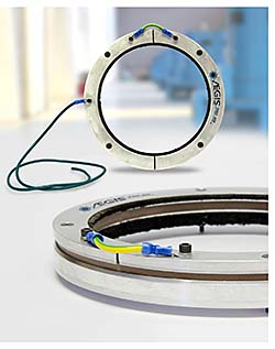 Motor Shaft Grounding Ring: Electro Static Technology Inc. (AEGIS)