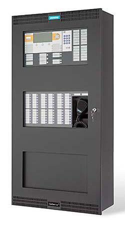 Control Panel: Siemens Building Technologies Inc., Fire Safety Div.