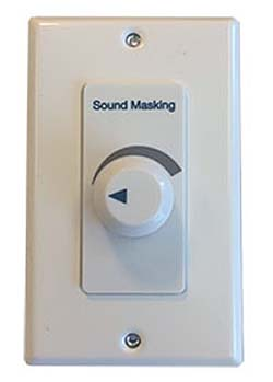 Sound Masking System: Cambridge Sound Management