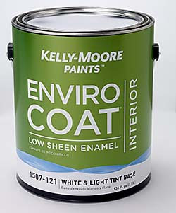 Interior Paint: Kelly-Moore Paint Co. Inc.