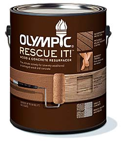 Wood and Concrete Resurfacer: PPG Industries Inc.