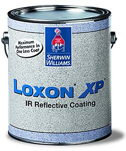 IR Reflective Coating: Sherwin-Williams