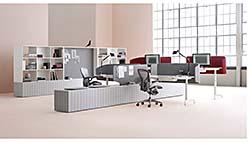 Workstations: Herman Miller Inc.