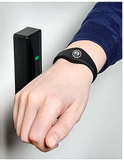 Access Control Wristband: IDenticard Systems Inc.