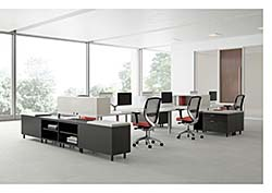 Systems Furniture: Kimball Office