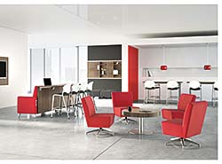 Lounge Collection: National Office Furniture