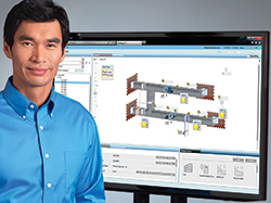 Building Management Station: Siemens Industry Inc., Automation and Drives