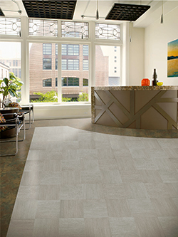 Luxury Vinyl Tile: Armstrong Commercial Flooring