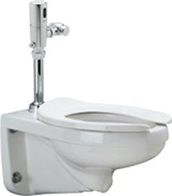 Toilet: Zurn Industries LLC