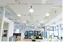 Stone Wool Ceiling: Rockfon LLC