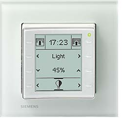 Lighting Control System: Siemens Building Technologies Inc.