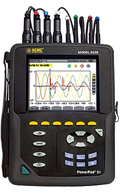 Power Quality Analyzer: AEMC Instruments