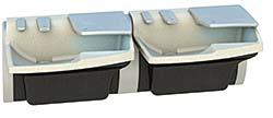Lavatory System: Bradley Corp., Washroom Accessories Div.