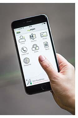 Building Access App: Schindler Elevator Corp.