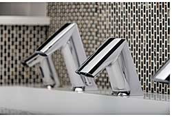 Lavatory System: Sloan Valve Co.