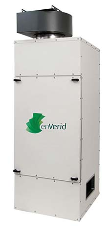 HVAC Load Reduction: enVerid Systems