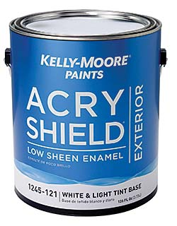 Exterior Paint: Kelly-Moore Paint Co. Inc.