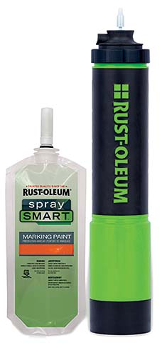 Marking Paint System: Rust-Oleum Corp.