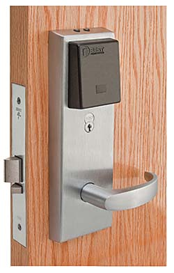 Wireless Lock: Stanley Security Solutions