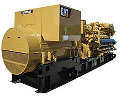 Generator: Caterpillar Inc.