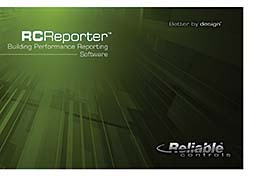 Reporting Software: Reliable Controls Corp.