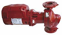 In-line Pumps: Bell & Gossett/ITT