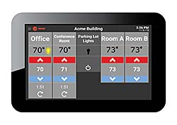 Building Automation System: Trane