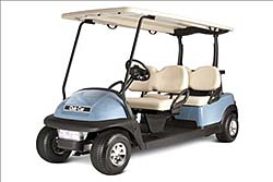 Personal Transportation Vehicle: Club Car