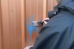 Graffiti Removal System: Valspar