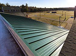 Roof System: The Garland Co. Inc.