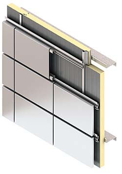 Panel System: Kingspan