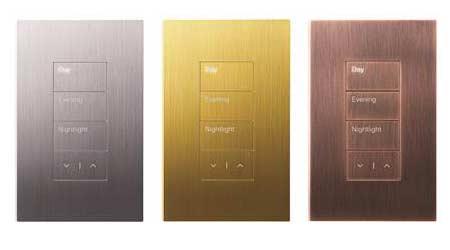 Keypad: Lutron Electronics Co. Inc.