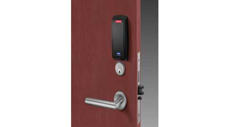 Integrated Lock: Corbin Russwin Inc.