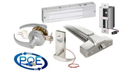 Access Control: Security Door Controls