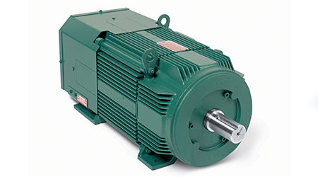 Hybrid Motor Design Achieves High Efficiency: Baldor Electric Company