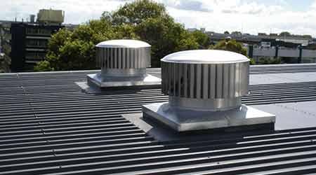 Hybrid Rooftop Ventilator: EdmondsUSA