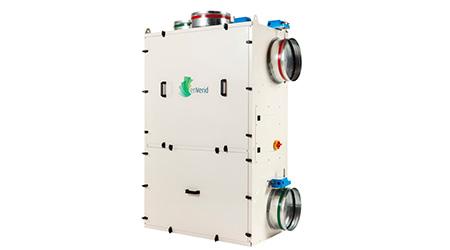 Air Scrubber Targets IAQ, Energy: enVerid