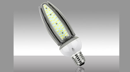 High-Output LED Post Top Lamps Line Expanded: MaxLite