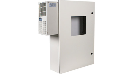 Cabinet Can Chill or Heat Panels as Needed: Safety Technology International, Inc.
