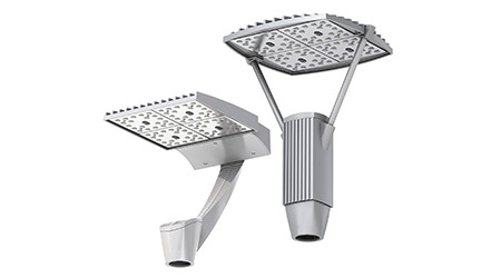 New Models Developed for Street Light Fixture Series: U.S. Architectural Lighting