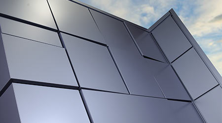 Dramatic Metal Panels Create Depth in Facades: CENTRIA