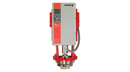 Retrofit Turns Constant Speed Pumps To Variable Speed: Armstrong Fluid Technology