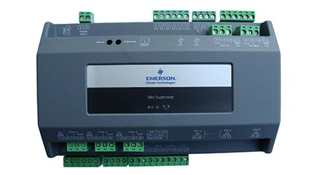 Control Platform Geared at Small Retail Facilities, Chains: Emerson Climate Technologies Retail Solutions