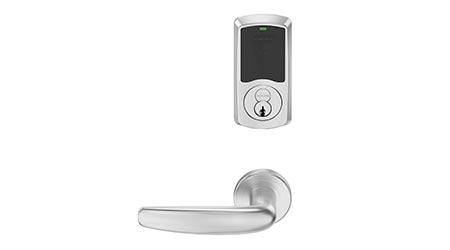 Lock Extends Access Control Reach: Allegion