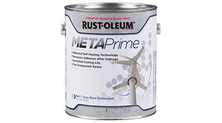 Paint Is Self-Healing, Prevents Rust Creep: Rust-Oleum