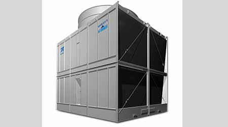 Cooling Tower Claims Up To 50 Percent More Cooling Capacity: SPX Cooling Technologies