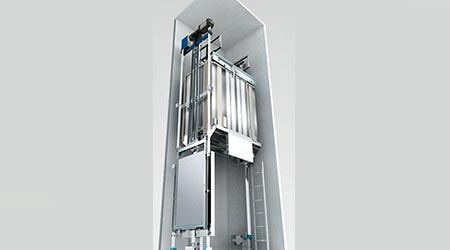 Elevator Offers Sustainable, Cost-Effective Solution for Low-Rise: Schindler
