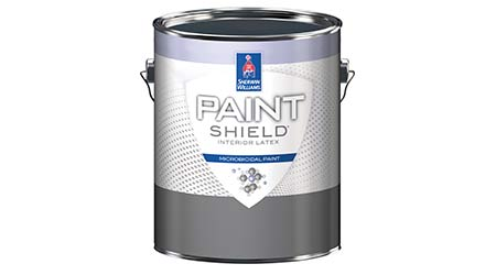 Paint Kills Bacteria On Painted Surfaces: Sherwin-Williams